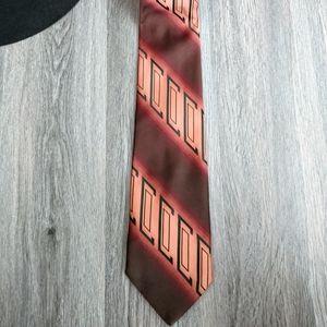 Vintage Lanvin Paris Obviously Murray Goldman Tie